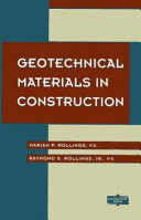 Geotechnical Materials in Construction
