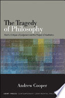The Tragedy of Philosophy