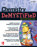 Chemistry DeMYSTiFieD  2nd Edition