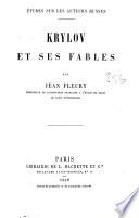 Krylov et les fables