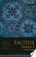 Tacitus Annals I  A Selection