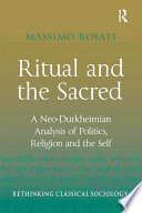 Ritual and the Sacred