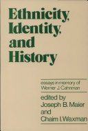 Ethnicity, Identity, and History