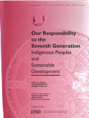 Our Responsibility to the Seventh Generation