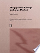 The Japanese Foreign Exchange Market