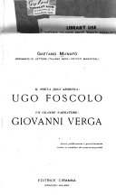 Il poeta dell armonia  Ugo Foscolo