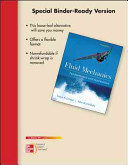 Loose Leaf for Fluid Mechanics Fundamentals and Applications