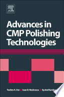 Advances in CMP polishing Technologies for the Manufacture of Electronic Devices