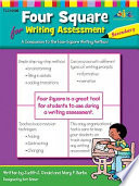 Four Square for Writing Assessment   Secondary