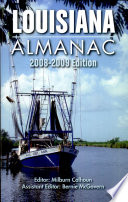 Louisiana Almanac 2008 2009