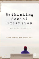 Rethinking Social Exclusion