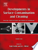 Developments in Surface Contamination and Cleaning  Volume 4