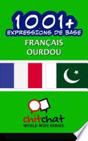 1001  Expressions de Base Fran  ais   Ourdou