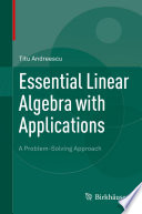 Essential Linear Algebra with Applications