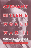Germany, Hitler, and World War II