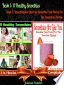 11 Herbal Fruit Blender Recipes Healthy Fruit Green Recipes