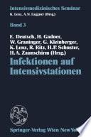 Infektionen auf Intensivstationen
