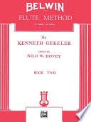 Belwin Flute Method  Book II