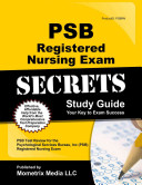 PSB Registered Nursing Exam Secrets Study Guide