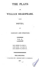 The Plays of William Shakespeare Book PDF