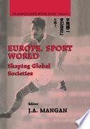 Europe  Sport  World