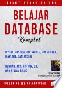 8 In 1 Books Belajar Database Komplet