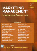 Marketing Management, 2E