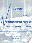 La PME et le financement public