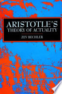 Aristotle s Theory of Actuality