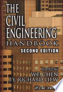 The Civil Engineering Handbook, Second Edition