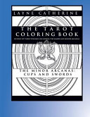 The Tarot Coloring Book   The Minor Arcana Cups and Swords