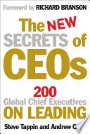 The New Secrets of CEOs Book PDF