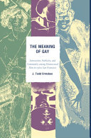download ebook the meaning of gay pdf epub