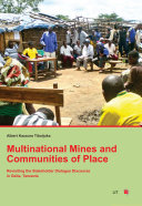 Multinational Mines and Communities of Place Book