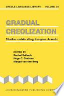 Gradual Creolization