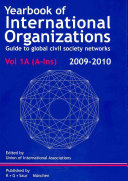 Organization Descriptions And Cross-References : and provides current details of international non-governmental...
