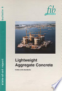 Lightweight Aggregate Concrete - Codes and standards