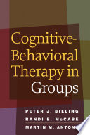Cognitive Behavioral Therapy In Groups