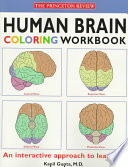 Human Brain Coloring Workbook