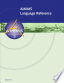 AIMMS 3  10 Language Reference