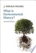 What is Environmental History