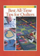 Best All Time Tips for Quilters