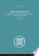 Why Ireland Starved