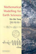 Mathematical Modelling For Earth Sciences book