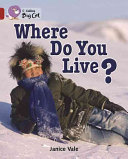 Where Do You Live? World In This Non Fiction Book
