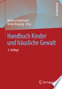 Handbuch Kinder und h  usliche Gewalt