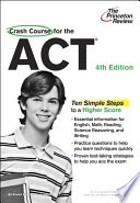 Crash Course for the ACT  4th Edition