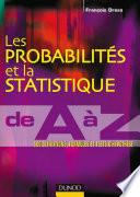 Les Probabilit S Et La Statistique De A Z
