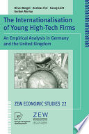 The Internationalisation of Young High Tech Firms