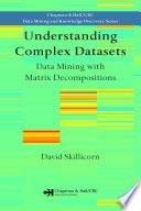 Understanding Complex Datasets